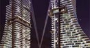 Amanora Gateway Towers: Studded with Swarovski