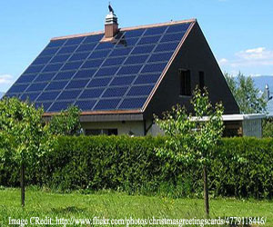 self sufficient homes with eco friendly energy systems