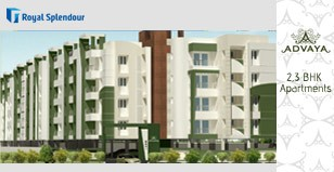 Hot Project - Advaya @ Porur