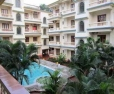 Furnished 1 bhk Resort Flat for rent in Kalangut
