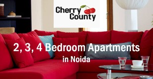 Hot Project - Cherry County @ Noida Extn