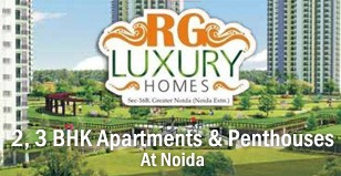 Hot Project - RG Luxury Homes @ Noida Extn